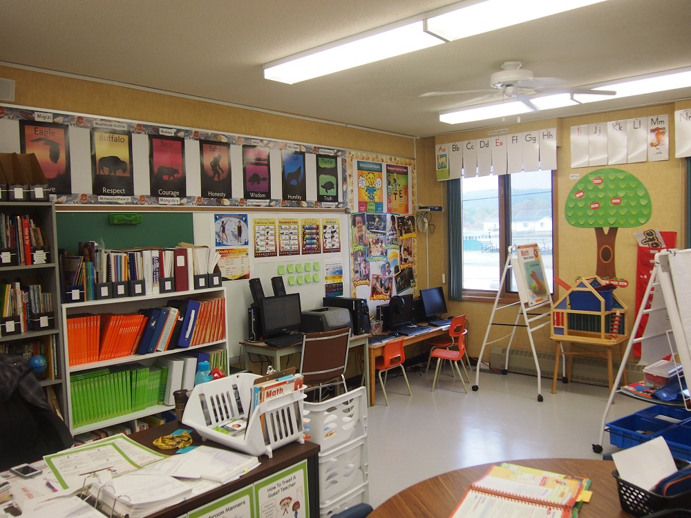 First Nation Student Success Classroom